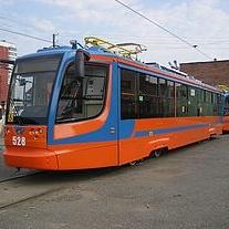<center><b>Жительница Красноярска боролась с трамваем</center></b>