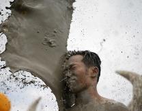 <center><b>Фестиваль грязи в Южной Корее</center></b>
