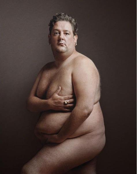 Фото голых мужиков жирных