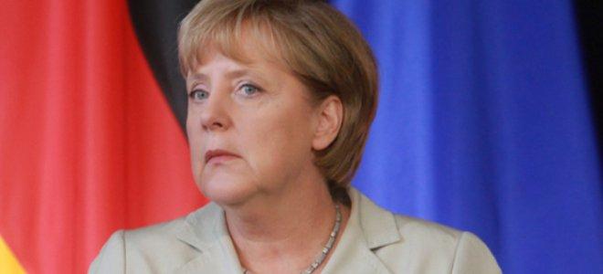 <center><b>Ангела Меркель поела в общепите</center></b>