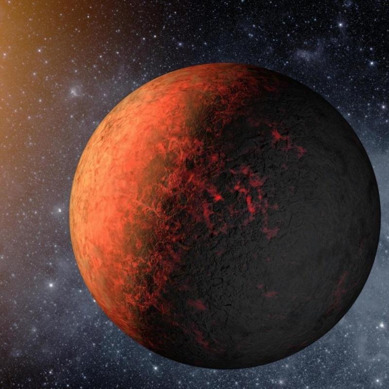<center><b>Уфологи нашли на животных на Марсе</center></b>