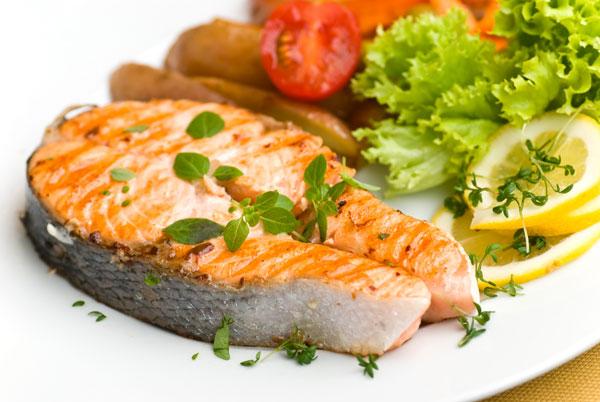 Красная рыба на пару рецепты фото