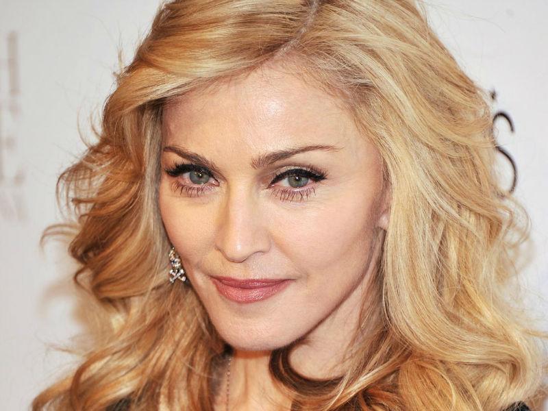 <center><b>Мадонна боится за сына</center></b>