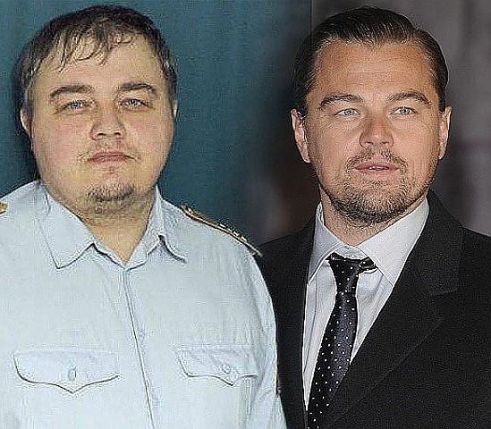 <center><b>Двойник ДиКаприо снялся в пародии на Титаник</center></b>