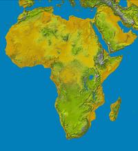 <center><b>Африка - самый большой континент</center></b>