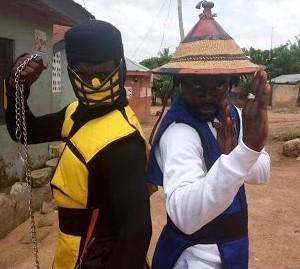 Киношедевры из Африки. Слабонервным не смотреть! (видео)