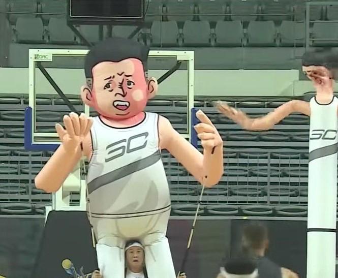 Баскетбол по-корейски (видео)