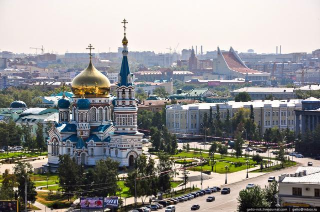 <center><b>В Омске обратились к шаманам для спасения города</center></b>