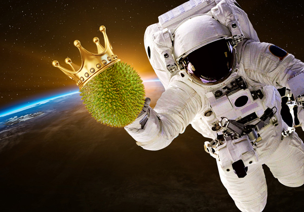 Таиланд отправит самый вонючий фрукт в космос
