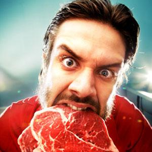 <center><b>Ученые определи нации-мясоеды</center></b>