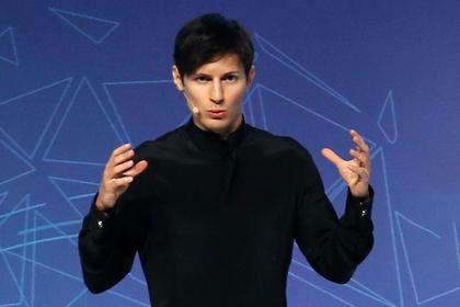 Павел Дуров отказался от еды