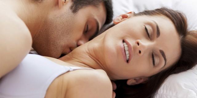 любовь в постели фото