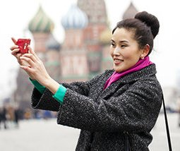 <center><b>Россия попала в десятку самых посещаемых стран</center></b>
