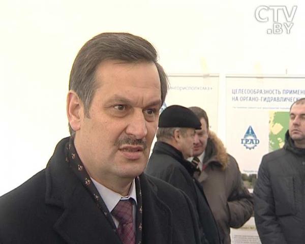 <center><b>Заместитель премьера Белоруссии не умеет считать</center></b>