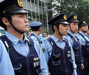 <center><b>В Японии зебра бегала от полицейских</center></b>