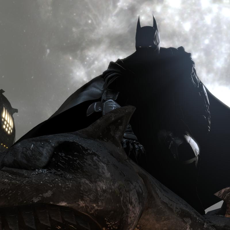 <center><b>Как почувствовать себя Бэтменом? </center></b>
